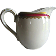 SALE Hutschenreuther Selb Bavaria Turvel Creamer
