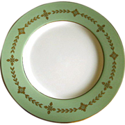 Lenox T M James and Sons China Co. Dinner Plate