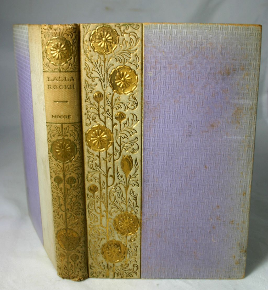 Lalla Rookh by Sir Thomas Moore with Pretty Binding from ...