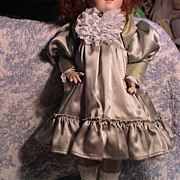 "French Dress and Jacket for 22"" Doll"