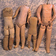 Antique Doll Bodies