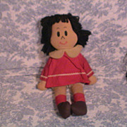 Commercially made Little Lulu - Vintage