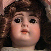 Beautiful Belton Type Doll 1880's