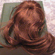 Human Hair Wig for Dolls