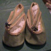 1930's Doll Shoes