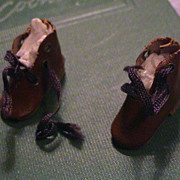 1940's Doll Shoes