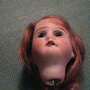Antique doll Head