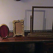 REDUCED Set of Three Vintage Frames