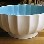 Centerpiece Pottery Bowl Gladding McBean