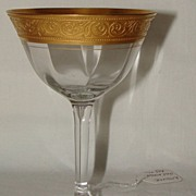 "Tiffin ""Minton"" Liquor Cocktail Glass #17601"
