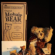 Boyds Collection Original Mohair Bear Collection, Ltd. Ed. 1997 Uncle Gus & Honeybunch and ...