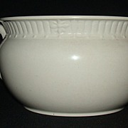 Samuel Ford & Co. English Ironstone Chamber Pot