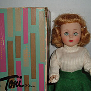 "American Character 10 1/2"" Toni Doll in Original Box"