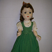"Vintage 1950s Madame Alexander  Little Women ""Beth"" Doll!"