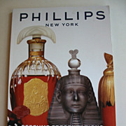 Phillips Perfume Presentations 2000 Auction Catalog, Beautiful Vintage Perfume Bottles