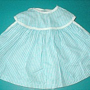 Hard to Find Knickerbocker Musical Betty Doll Dress Circa. 1970