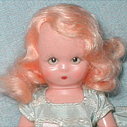 NASB / Hard Plastic Nancy Ann Story Book Doll