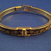 Vintage Designer Bracelet Signed i a Beautiful