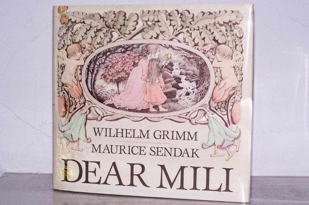Maurice Sendak Grimm Fairy Tale 1988 1st EDITION