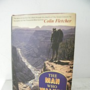 SALE Grand Canyonn Book Adventure  with Ex Libris & Map