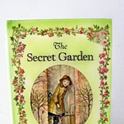 SALE The Secret Garden The Tasha Tudor Edition 1962