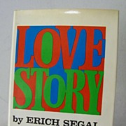 SALE 1st Edition Love Story by Erich Segal