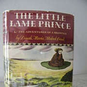 SALE The Little Lame Prince 1948