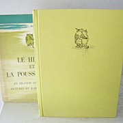 SALE Hibou et Minou ~ The Owl & The Pussycat ~ 1st Edition 1961