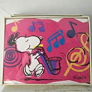 SALE Vintage Snoopy Hallmark Blank Note Cards (3 Pkg's available)