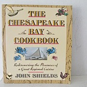 SALE The Chesapeake Bay Cookbook