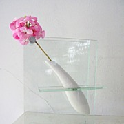 SALE Floating Bud Vase Contemporary Modern