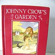 SALE Johnny Crow's Garden  .... Fabulous Re-Set Edition 1986
