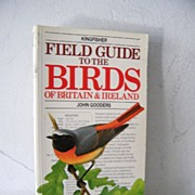 SALE Field Guide to the Birds of Britain & Ireland