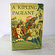 SALE A Kipling Pageant ... best of Rudyard Kipling 936 Pages