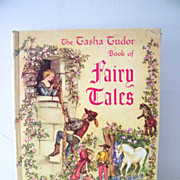 SALE The Tasha Tudor Book of Fairy Tales 1st edition
