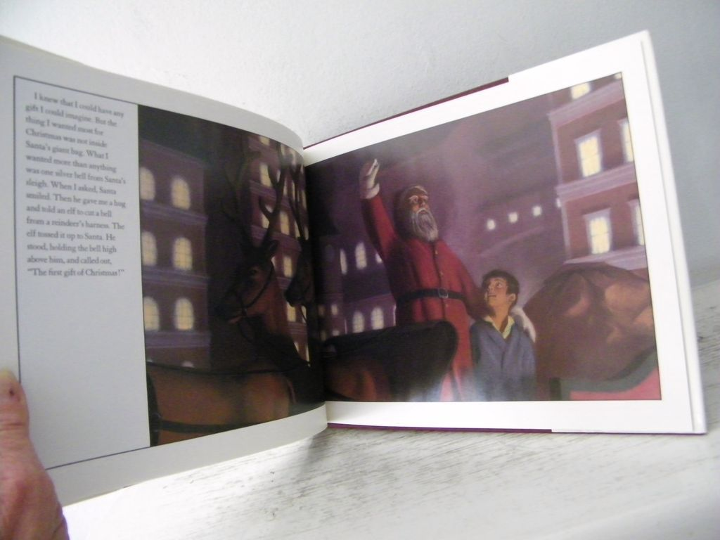 The Polar Express 1st Edition 1985 From Kitchengarden On