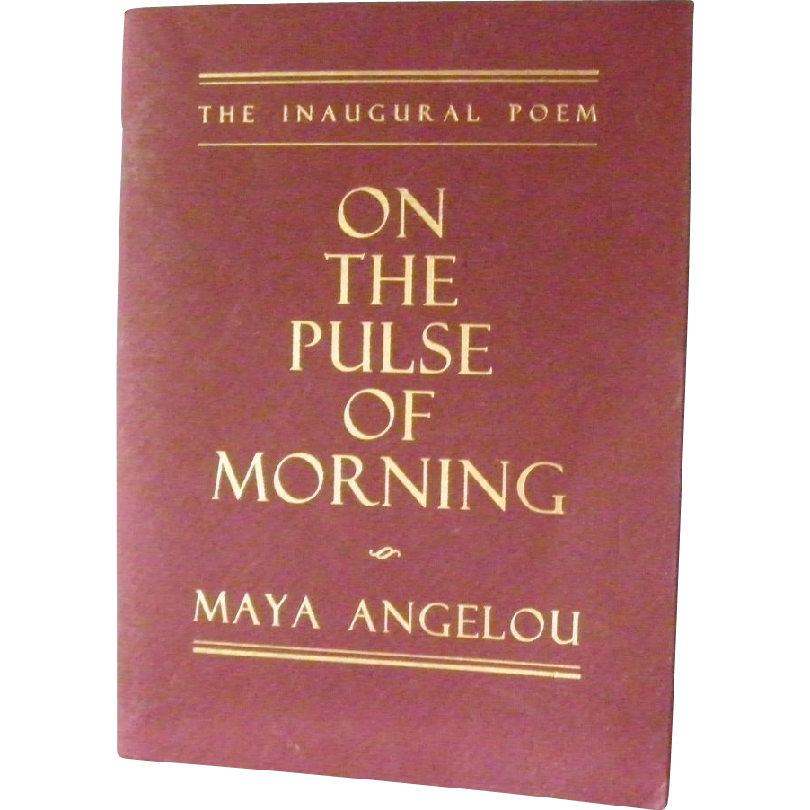 On the pulse of morning poem