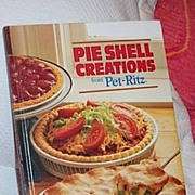 SALE Advertising & Recipes  Pet-Ritz  Pie Shell Creations