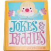 1959 Jokes & Riddles Hardcover Book