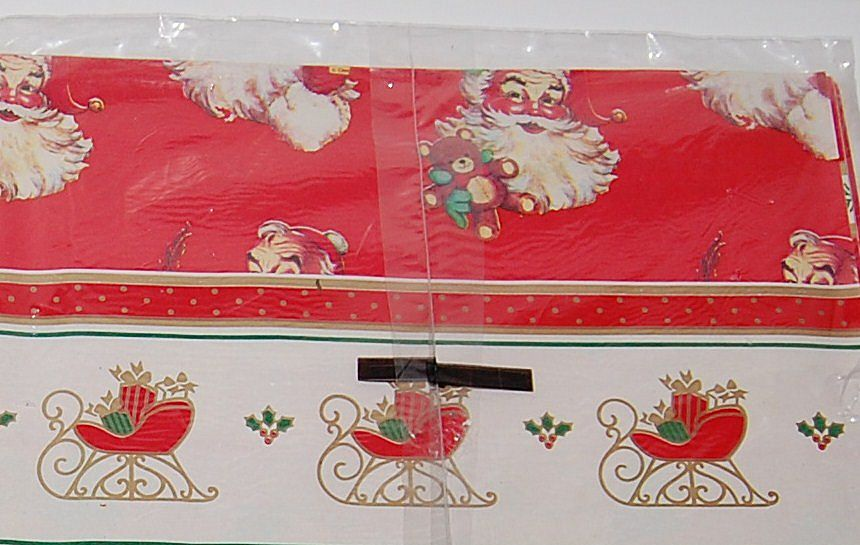 S christmas gift wrap designs made in usa