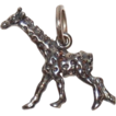 1920s C. Sydney Smith Co ~ Circus Giraffe Sterling Charm