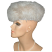 1950/60s Zucker ~ Beige Marabou Feather Hat