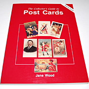 SALE 1991 Collector's Guide to Post Cards Softcover Book