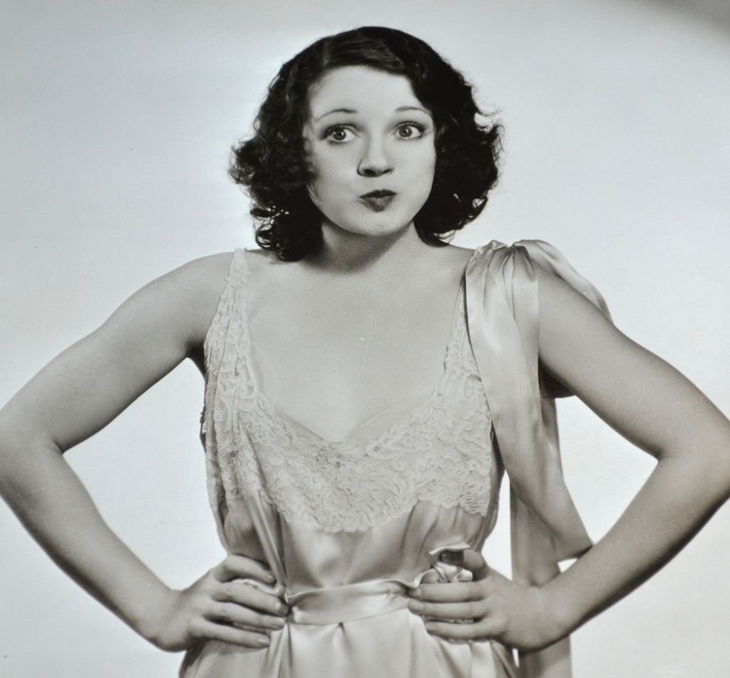 1930s 'Golden Age of Hollywood' Movie Actress Wynne Gibson ...