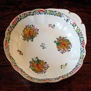 SALE Royal Worcester Porcelain Serving Dish,  Circa 1912
