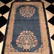SALE Hand Made Chinese Art Deco Carpet