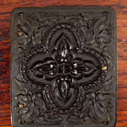 SALE 19th Century Daguerreotype In A Gutta Percha Case, Circa 1957