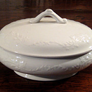 SALE 19th Century Meakin & Co. Ironstone Tureen, Circa 1860
