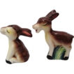 Baby Deer/ Fawn Salt & Pepper Shaker Set
