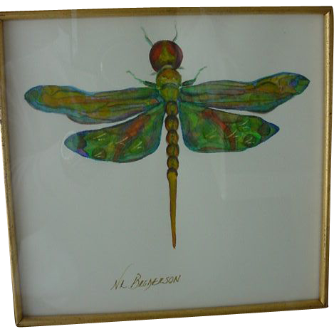 Four Original Signed N.L. Broderson Water Color of Insects Image not available      * Zoom     * Enlarge  Mouse here to zoom in Please wait Image not available   Four Original Signed N.L. Broderson Water Color of Insects				 				 Click to scroll up C